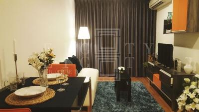 For RentCondoBangna, Bearing, Lasalle : For Rent Voque Place Sukhumvit 107 (33.76 square meters)