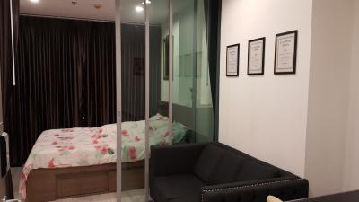 For RentCondoBang Sue, Wong Sawang : Ideo Mobi Bangsue, 17th floor, fully furnished, ready to move in, beautiful.