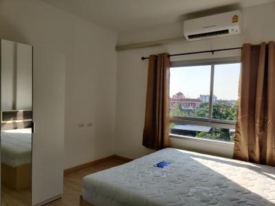 เช่าคอนโดแจ้งวัฒนะ เมืองทอง : ให้เช่า เพลิน เพลิน คอนโดสามัคคี-ติวานนท์ // For Rent Ploen Ploen condo samakkee-tiwanon ( 32.5 square metres )