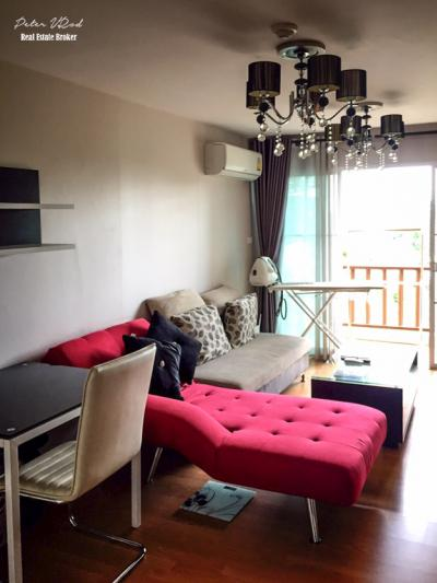 For SaleCondoChiang Mai, Chiang Rai : Casa Condo Chang Phuak Condo for sale 40 Sqm 6th floor 1.8 MB opposite Lanna Golf Course