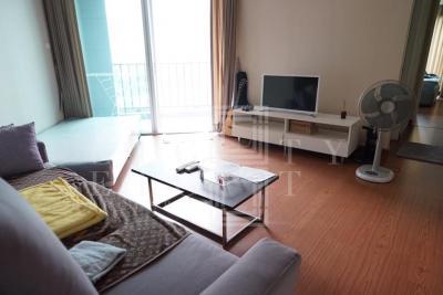 เช่าคอนโดพระราม 9 เพชรบุรีตัดใหม่ : For Rent Belle Grand Rama 9 ( 50 square metres )