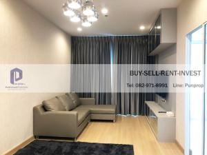เช่าคอนโดสาทร นราธิวาส : Condo For Rent@ Supalai Lite Ratchada-Narathiwas-Sathorn 2 Br. Nicely Decorated Fully Furnished High Fl. 38,000 Baht/Month