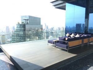 ขายคอนโดสุขุมวิท อโศก ทองหล่อ : Marque39: Super Luxury unit only 32x,xxx/sq. m. For 2B high floor size 127 Fully furnished Sell 41 MB all in
