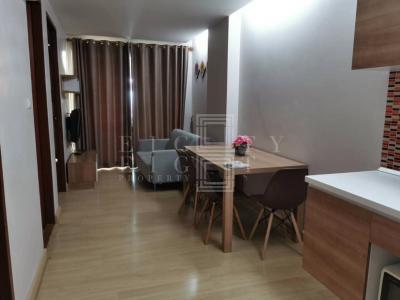 เช่าคอนโดรัชดา ห้วยขวาง : For Rent Emerald Residence Ratchada ( 45 square metres )