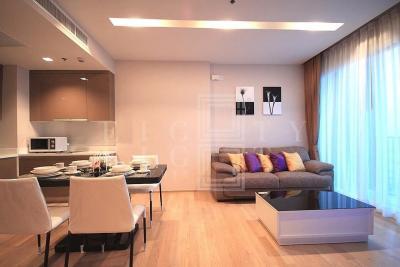 เช่าคอนโดสุขุมวิท อโศก ทองหล่อ : For Rent Siri at Sukhumvit ( 52 square metres )
