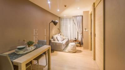 เช่าคอนโดสีลม บางรัก : For Rent Klass  Silom ( 34 square metres )