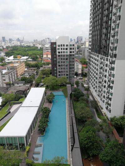 For RentCondoRamkhamhaeng, Hua Mak : Condo for rent, Fuse Ramkhamhaeng, 2 bedrooms, rent 18000