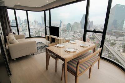 เช่าคอนโดสยาม จุฬา สามย่าน : For Rent Ashton Chula - Silom  ( 66 square metres )