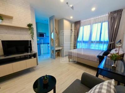 เช่าคอนโดอ่อนนุช อุดมสุข : For Rent Ideo Mobi Sukhumvit  Eastgate ( 22 square metres )