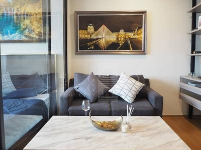 เช่าคอนโดสาทร นราธิวาส : For Rent Noble Revo Silom ( 34 square metres )