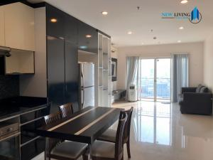 For SaleCondoRatchathewi,Phayathai : Urgent sale, price reduced by 1 million baht !!! The Complete Rajprarop, Baiyoke view, 2 bedroom 70.74 sqm. Fully furnished