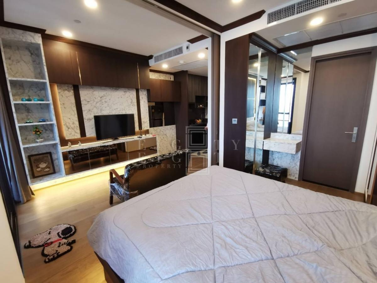 For RentCondoSiam Paragon ,Chulalongkorn,Samyan : For Rent Ashton Chula - Silom (35 square meters)