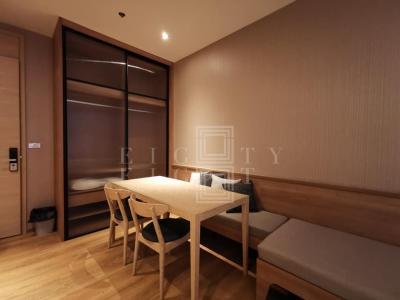 เช่าคอนโดสุขุมวิท อโศก ทองหล่อ : For Rent Park 24 ( 29.5 square metres )