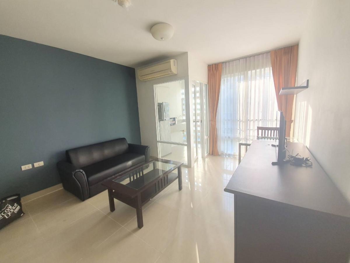 For RentCondoRama9, RCA, Petchaburi : For Rent I-House Condo RCA I-House RCA 1bed 52 sqm near Asoke Petchburi Rama 9