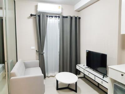 เช่าคอนโดบางซื่อ วงศ์สว่าง เตาปูน : ให้เช่าคอนโดใหม่พร้อมอยู่ วิวแม่น้ำ Chapter One shine Bangpo One bedroom ชั้น31 ขนาด28.94m2
