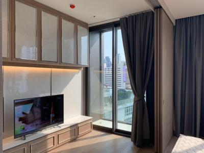 For RentCondoSilom, Saladaeng, Bangrak : Aston Silom 1 BR. for Rent 300 m. to BTS Chongnonsi Station.