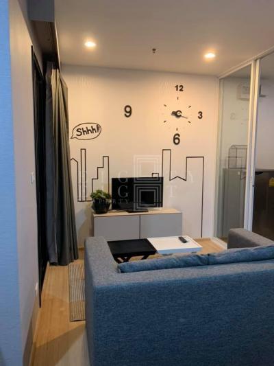 เช่าคอนโดรามคำแหง หัวหมาก : For Rent The Base Rama 9-Ramkhamhaeng ( 26 square metres )