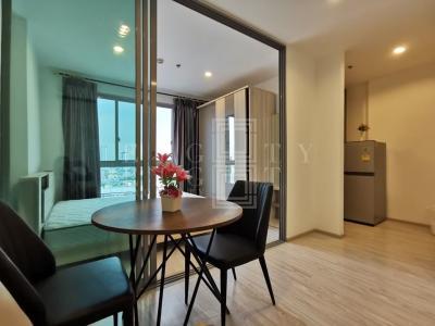เช่าคอนโดบางซื่อ วงศ์สว่าง เตาปูน : For Rent Ideo Mobi Bangsue Grand Interchange ( 27 square metres )