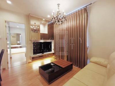 เช่าคอนโดอ่อนนุช อุดมสุข : For Rent Q. House Condo Sukhumvit 79 ( 67 square metres )