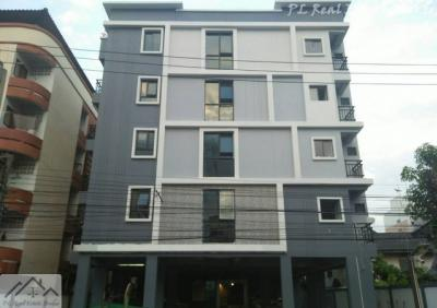 For SaleBusinesses for saleLadprao101, The Mall Bang Kapi : Apartment for sale in new 5 floors, 49 rooms, 129 square meters, Ladprao 136, near Bang Kapi power station.