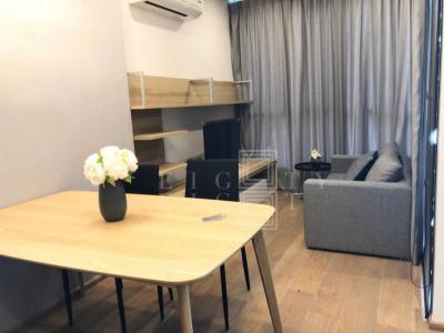 For RentCondoRatchathewi,Phayathai : For Rent Q Chidlom (35 square meters)