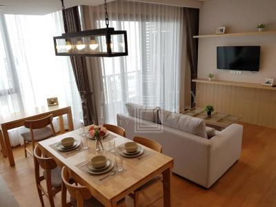 เช่าคอนโดสุขุมวิท อโศก ทองหล่อ : For Rent The Lumpini 24 ( 61 square metres )