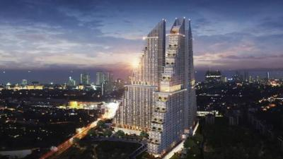 For SaleCondoPattaya, Bangsaen, Chonburi : Marina Golden Bay PattayaThe Biggest Luxury Project in Pattaya