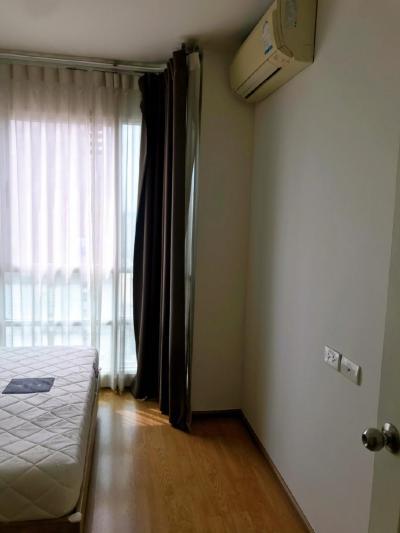 For RentCondoOnnut, Udomsuk : For rent, U Delight @ Onnut Sukhumvit 77, floor 25, size 30 sqm, rent 12,000-.