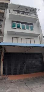 For RentShophousePinklao, Charansanitwong : 3-storey commercial building for rent, Charansanitwong Soi 3.