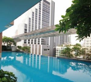 ขายคอนโดสุขุมวิท อโศก ทองหล่อ : Siri Residence Beautiful 2B size 105 (only 17x,xxx/sq. m.) Beautiful park view, Very high floor, Fully furnished, Feel like home Sell 18.2 MB (Near Emporium)