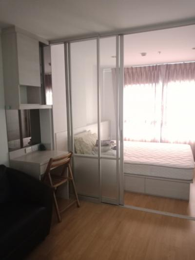For SaleCondoPattanakan, Srinakarin : Condo for sale, Lumpini Place Srinakarin-Hua Mak Station, size 26.50 sq.m.