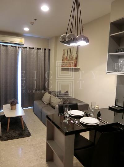 เช่าคอนโดสุขุมวิท อโศก ทองหล่อ : For Rent The Crest Sukhumvit 34 ( 35 square metres )