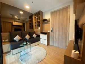 For SaleCondoRama9, RCA, Petchaburi : (For Sale with tenant) Condolette midst 29sqm 28thFloor Yield 5 %  ลงทุน ปล่อยเช่า หรืออยู่เองก็ดี ทำเลศักยภาพ