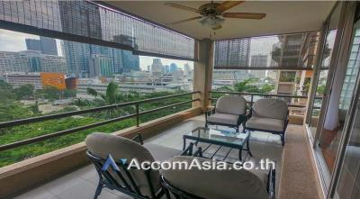 เช่าคอนโดนานา : Suite for family Apartment 3 Bedroom For Rent BTS Nana in Sukhumvit Bangkok (AA26157)
