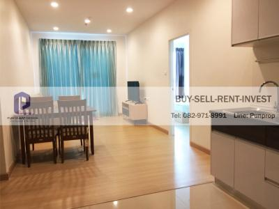 เช่าคอนโดสาทร นราธิวาส : Condo For Rent@ Supalai Lite Ratchada-Narathiwas-Sathorn 1 Br. 57 sqm. Fully Furnished 23,000 Baht/Month