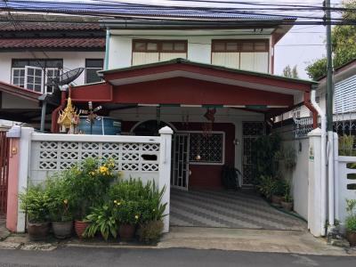 For SaleHouseLadprao 48, Chokchai 4, Ladprao 71 : House for sale Near Sutthisan 1.4 km