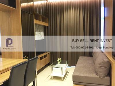 เช่าคอนโดอ่อนนุช อุดมสุข : Condo For Rent@ Mayfair Place Sukhumvit 50 Closed To BTS On Nut 2 Br. 51.11 Sqm. 28,000 Baht/Month