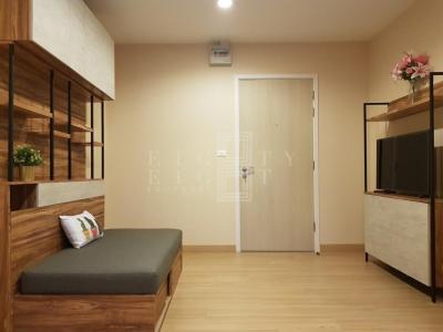 เช่าคอนโดวงเวียนใหญ่ เจริญนคร : For Rent Motif Condo ( 35 square metres )