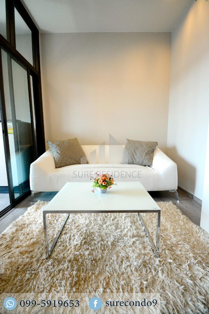 ขายคอนโดลาดพร้าว เซ็นทรัลลาดพร้าว : 😊😍For SELL & Rent ให้เช่าและขาย 1 ห้องนอน ติด MRT ลาดพร้าวประตู 1 โครงการ Whizdom Avenue รัชดา-ลาดพร้าว พื้นที่:31.14 ตร.ม. ราคาเช่า:฿16,000.-บาท ราคาขาย:฿5,100,000.-บาท *เฟอร์ครบ นัดชมห้อง:099-5919653