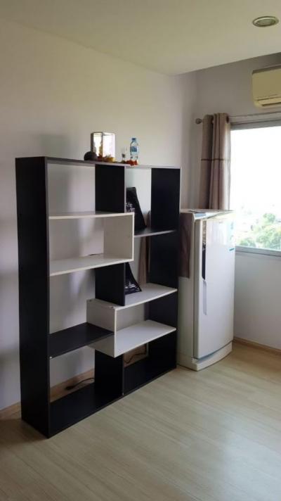 For SaleCondoOnnut, Udomsuk : M1760 - For Sale A Space Sukhumvit 77 31.23 sqm. Floor 8 Studio @ 1,300,000