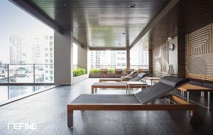 ขายคอนโดสุขุมวิท อโศก ทองหล่อ : Best deal 2B Super high floor, Size 73, Feel like home, Fully furnished, Sell 11.15 MB only