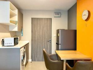 For RentCondoRatchadapisek, Huaikwang, Suttisan : FOR Rent Metro Luxe Ratchada Unit 455/111