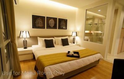 For RentCondoNana, North Nana,Sukhumvit13, Soi Nana : Condo 15 Sukhumvit Residence @BTS Nana, Studio-1 Bedroom, Fully furnished, Ready to move in