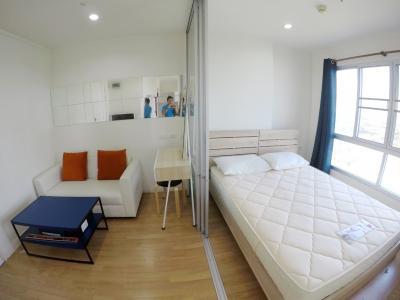 For RentCondoChengwatana, Muangthong : [[OP004]] For Rent Lumpini Ville Chaengwatthana - Pakkret - 1 bed 23 sq.m.