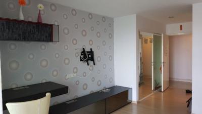 ขายคอนโดอ่อนนุช อุดมสุข : M1760 - ขายคอนโด เอสเปซ สุขุมวิท 77 31.23 ตรม. ชั้น8 1ห้องนอน 1ห้องน้ำ ราคาถูก พร้อมเข้าอยู่ @1,380,000