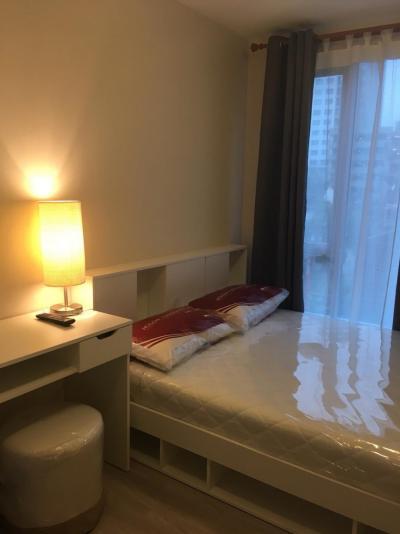 For RentCondoRamkhamhaeng, Hua Mak : Plum condo Ramkamhang 60 New condo with full furnished for rent