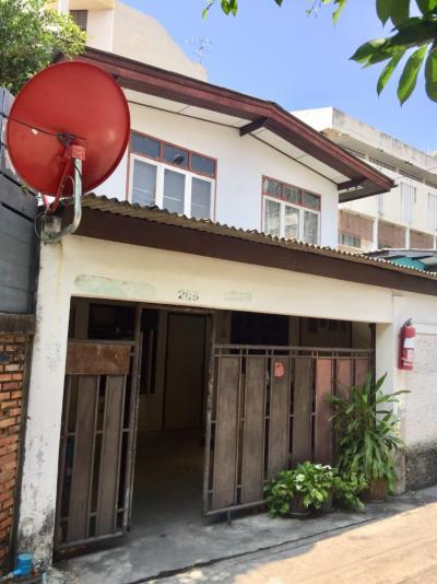 For SaleHouseBang Sue, Wong Sawang : Urgent sale !!! House with land 31 square meters near MRT Tao Poon