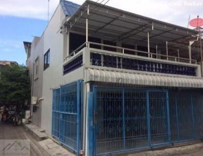 For RentTownhouseRatchadapisek, Huaikwang, Suttisan : ให้เช่าและขายทาวน์เฮ้าส์ 2 ชั้นหลังมุม 24 ตรว. ย่านประชาราษฎร์บำเพ็ญ ใกล้ MRT ห้วยขวาง
