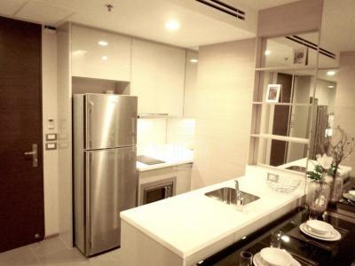 เช่าคอนโดพระราม 9 เพชรบุรีตัดใหม่ : For Rent The Address Asoke ( 45 square metres )