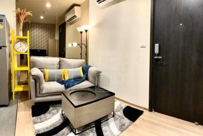 เช่าคอนโดพระราม 9 เพชรบุรีตัดใหม่ : For Rent The Base Garden Rama 9  ( 27.2 square metres )